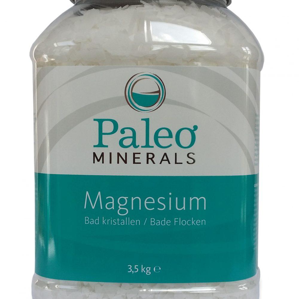 Paleo Minerals Magnesium Flakes (3,5kg)